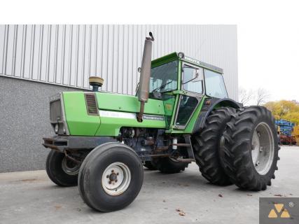 Deutz DX160 1980 Agricultural tractor 1 Van Dijk Heavy Equipment