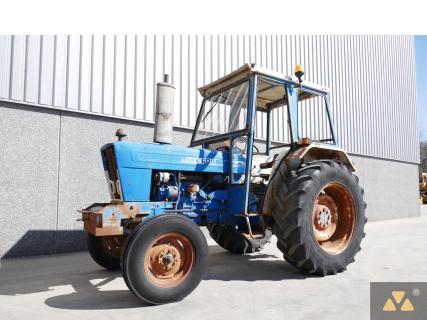 Ford 6600 1980 Agricultural tractor 1 Van Dijk Heavy Equipment