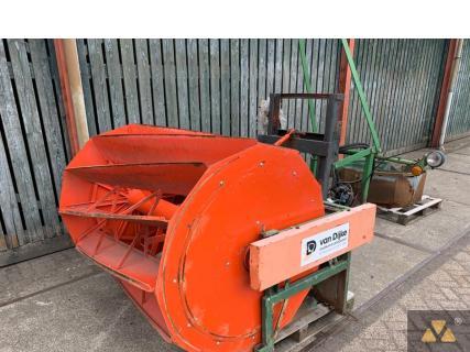 Van Dijke Kopmachine 0 Implement 1 Van Dijk Heavy Equipment