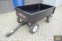 Farm wagon Trailer 20 2019 Trailer  Van Dijk Heavy Equipment