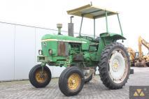 John Deere 1630 High Crop 1981 Vintage tractor  Van Dijk Heavy Equipment
