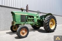 John Deere 4020 1966 Vintage tractor  Van Dijk Heavy Equipment