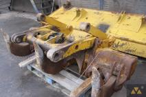 Komatsu Ripper D57S 0 Ripper  Van Dijk Heavy Equipment