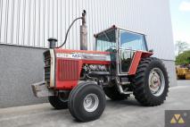 Massey Ferguson 2745 1980 Agricultural tractor  Van Dijk Heavy Equipment